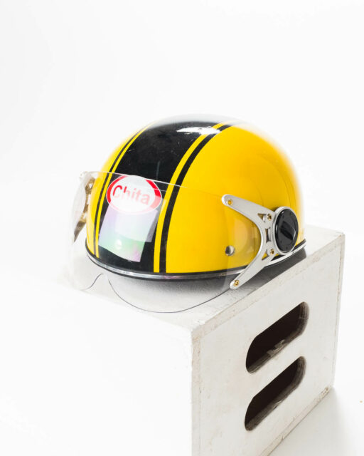 Front view of Dash Helmet