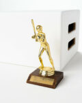 Front view thumbnail of Batter Trophy