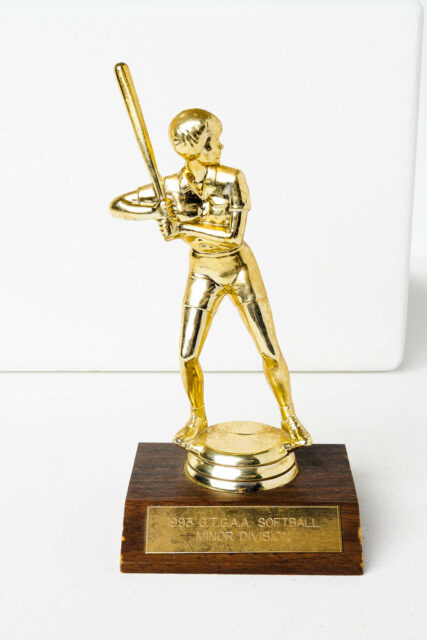 Alternate view 1 of Batter Trophy