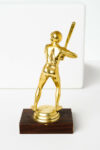 Alternate view thumbnail 3 of Batter Trophy