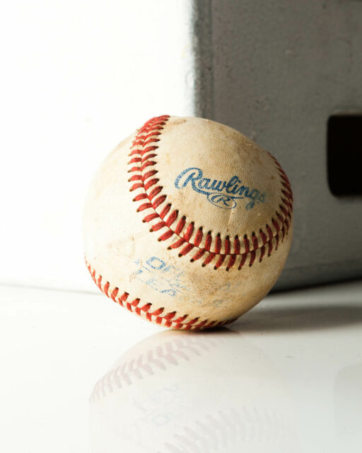 Front view of Vintage Baseball