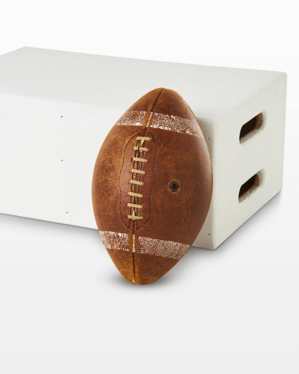 Front view of Essex Vintage Football