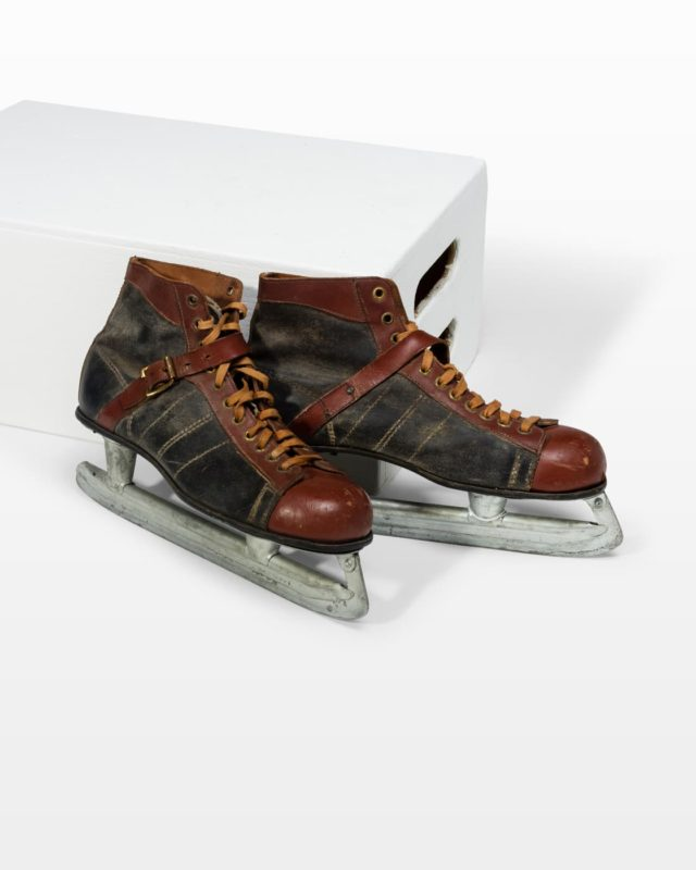 Front view of Coats Ice Skates