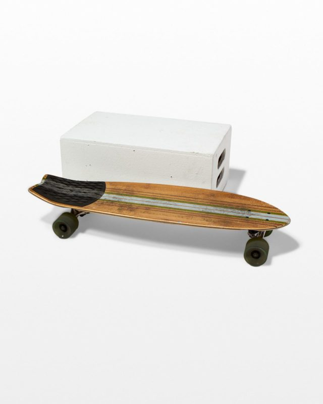 Front view of Eureka Skateboard