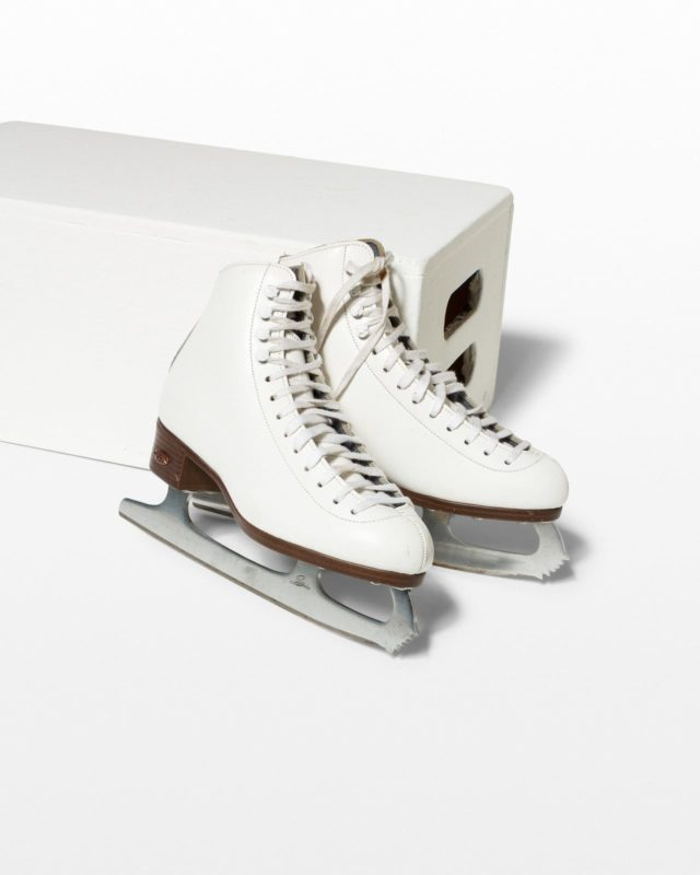 Front view of Frost Ice Skates