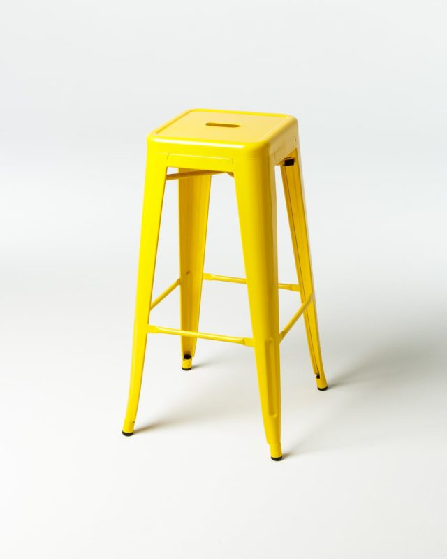 Front view of Sunshine Stool