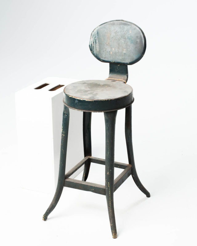 Front view of Endicott Stool