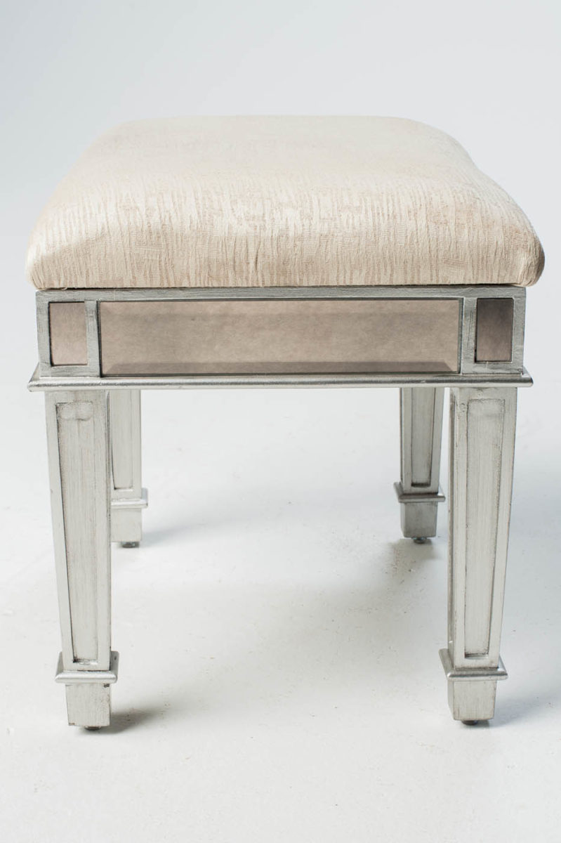 Alternate view 7 of Garbo Mirrored Table with Seat