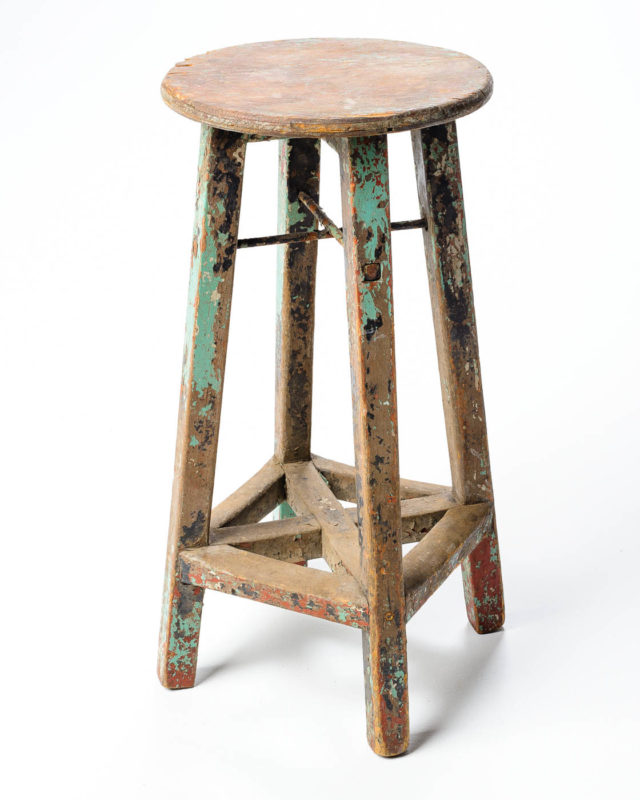 Front view of Mill Stool