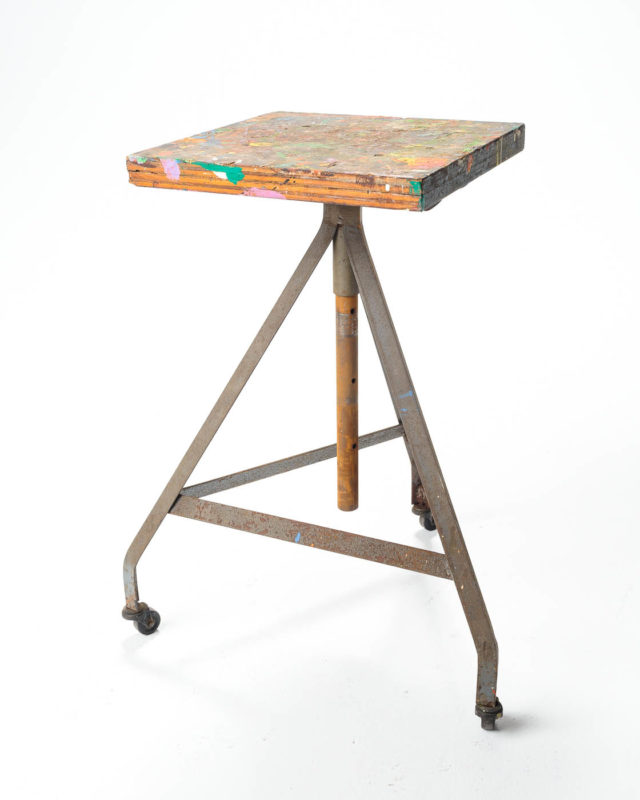 Front view of Craft Stool