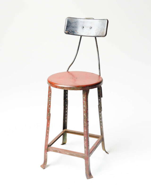 Front view of Brandon Stool