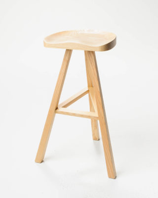 Front view of Fulton Stool