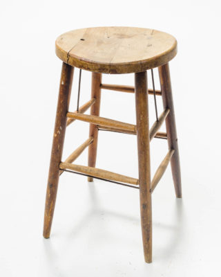 Front view of Dekalb Stool