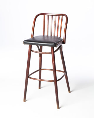 Front view of Maison Stool