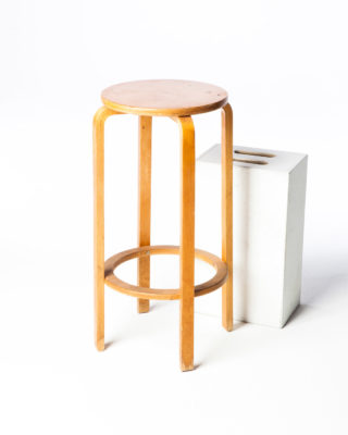 Front view of Adaptation Stool