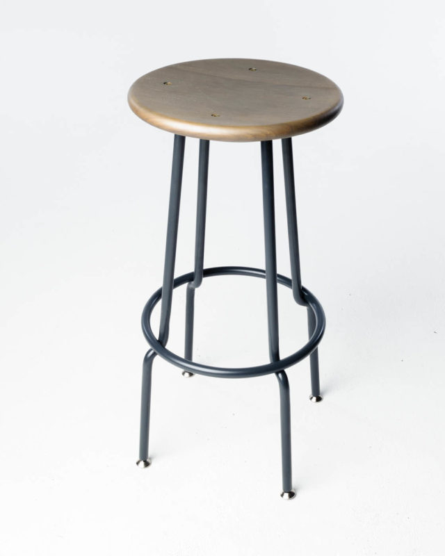 Front view of Cardin Stool