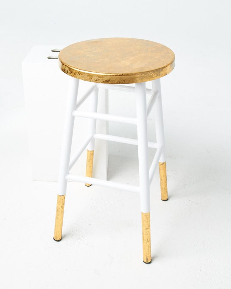 Front view of Darcy Stool