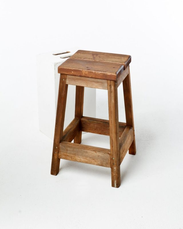 Front view of Biltmore Stool