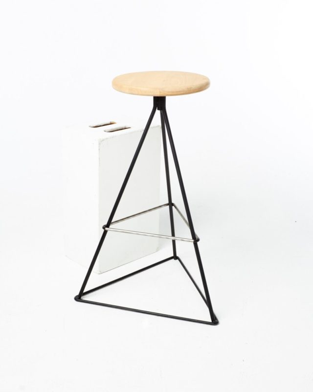 Front view of Axis Stool
