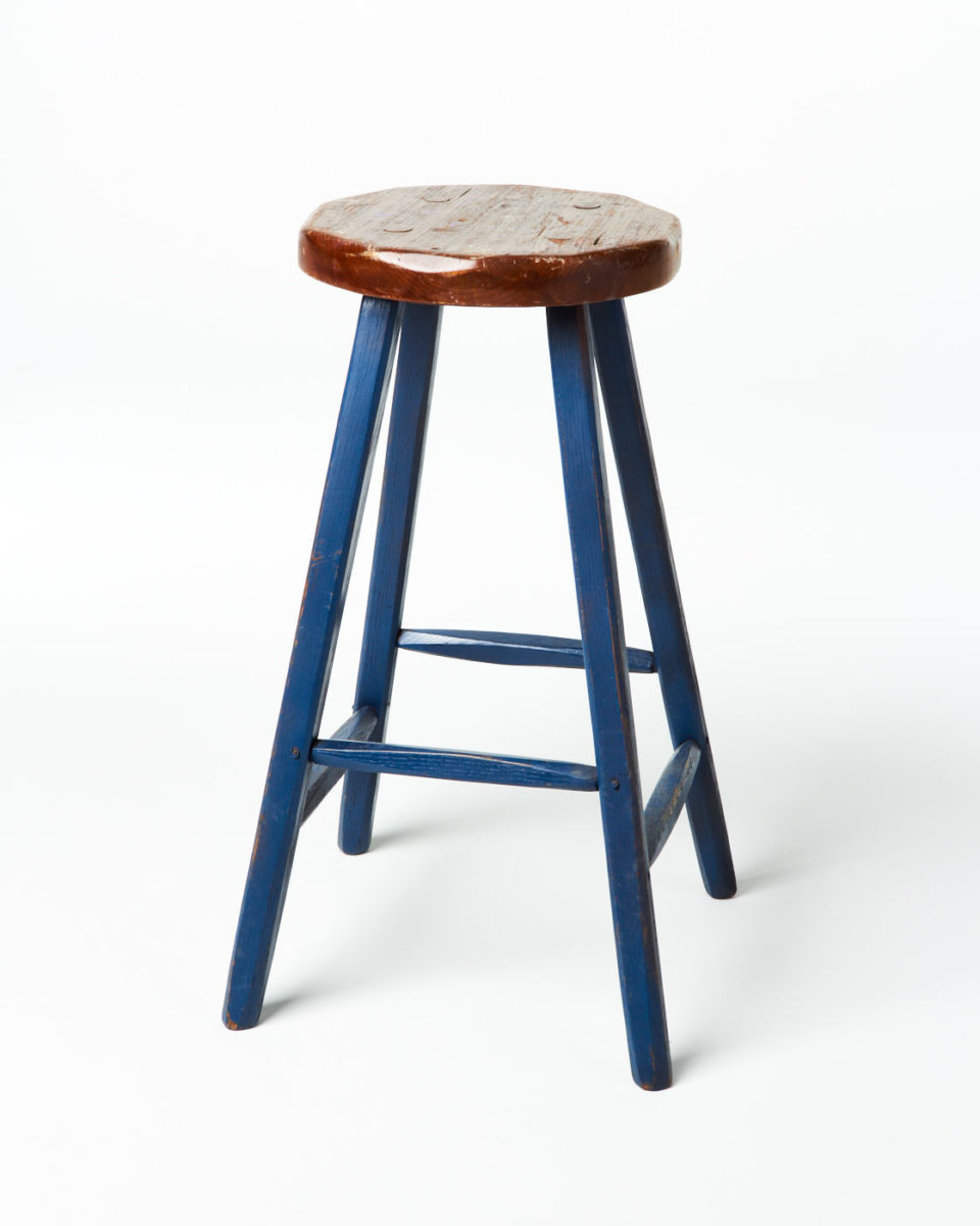 Front view of Belmont Stool