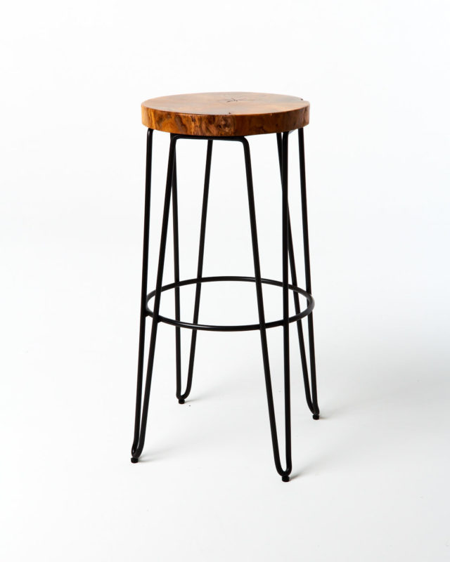 Front view of Altman Stool