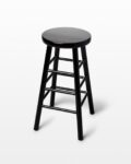 Front view thumbnail of Union Black Stool