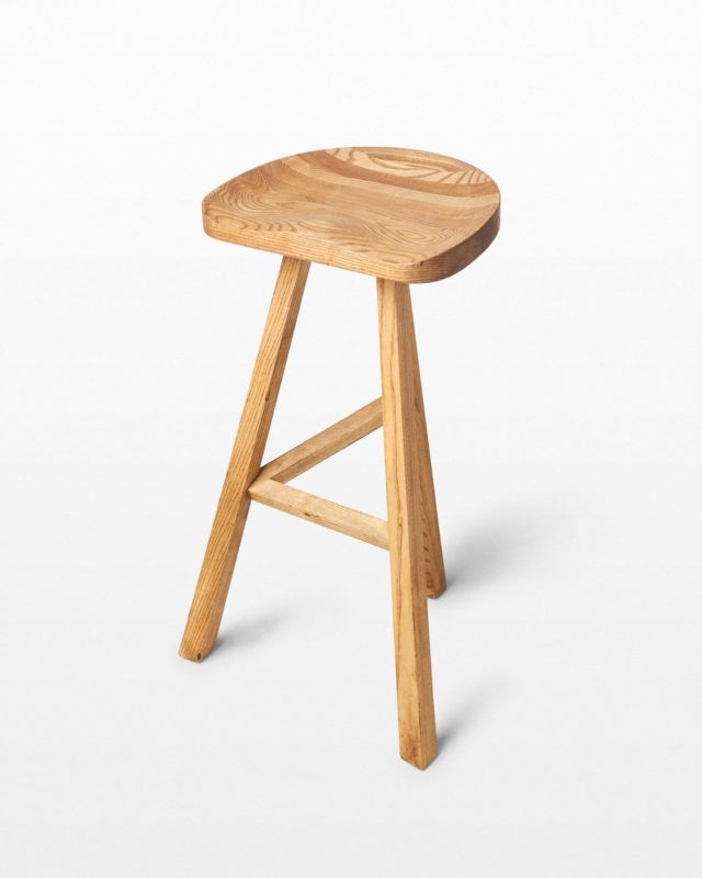 Front view of Hurley Stool
