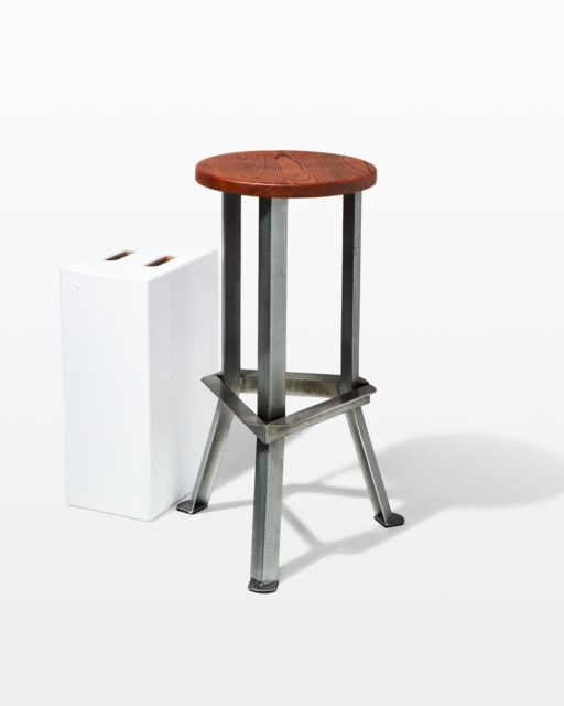 Front view of Hanover Stool