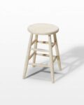 Front view thumbnail of Short Birch Stool