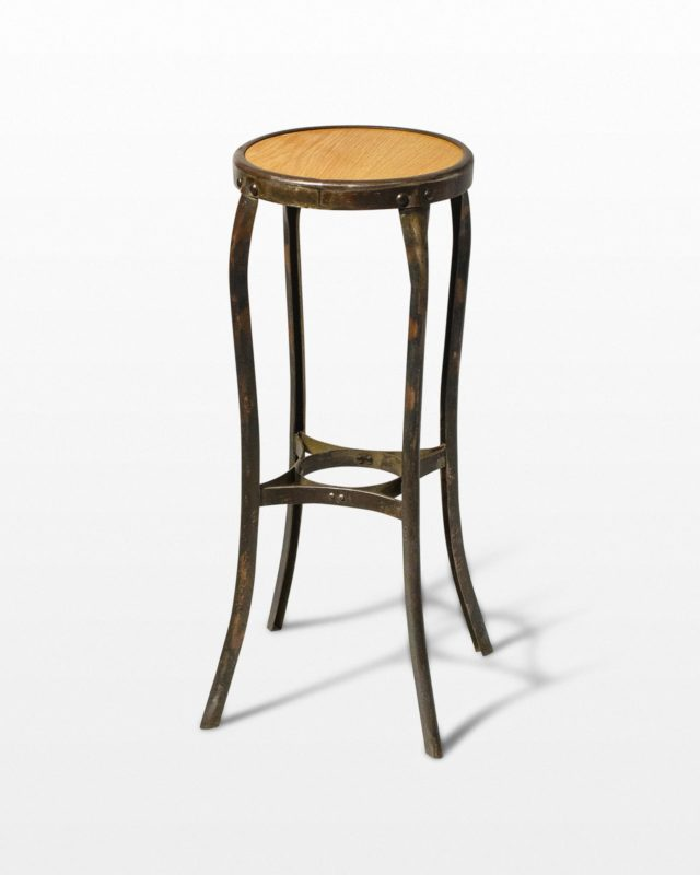 Front view of Colette Stool