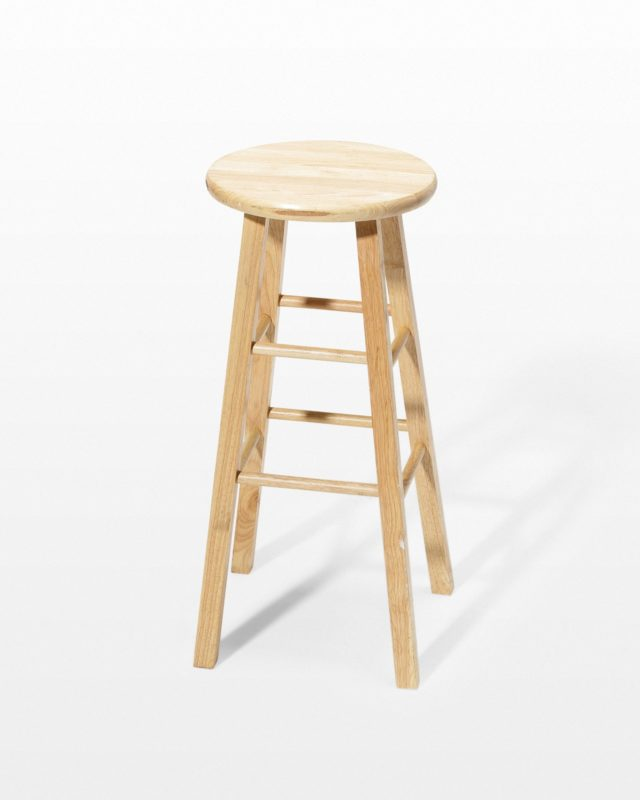 Front view of Carter Stool