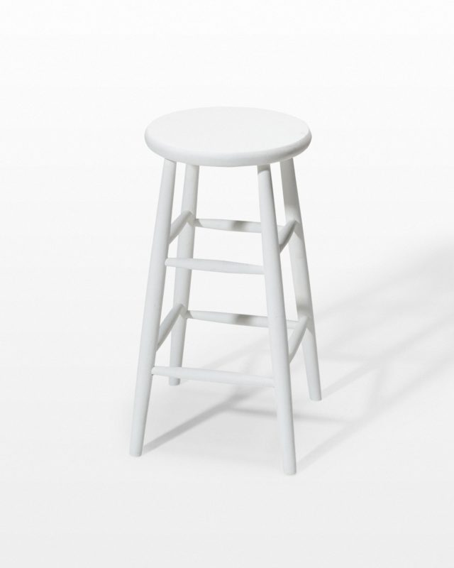 Front view of Corbin Stool