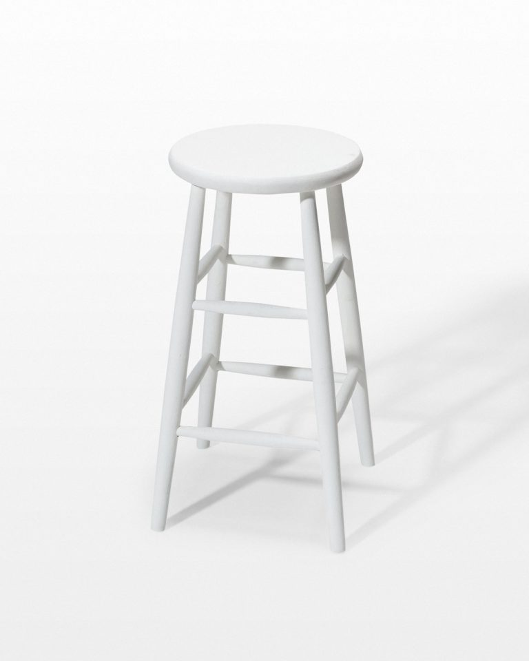 "Front view of Corbin 29"" Studio Stool"