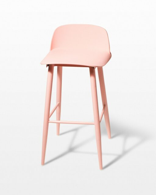 Front view of Magnolia Stool