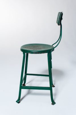 Alternate view 2 of Emerald Stool