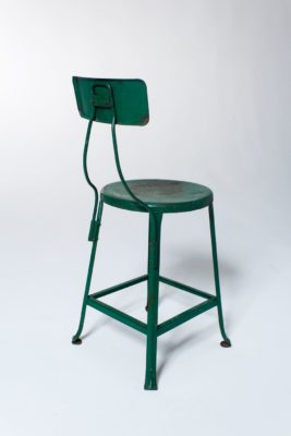 Alternate view 3 of Emerald Stool
