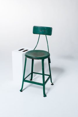 Alternate view 1 of Emerald Stool