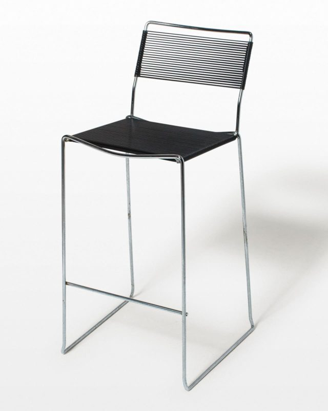 Front view of Spaghetti Stool