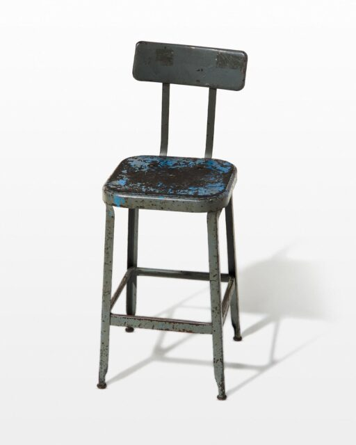 Front view of Toledo Stool