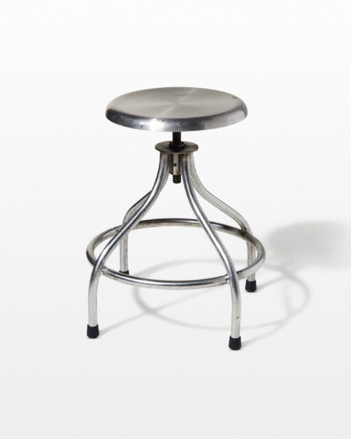 Front view of Lockport Stool