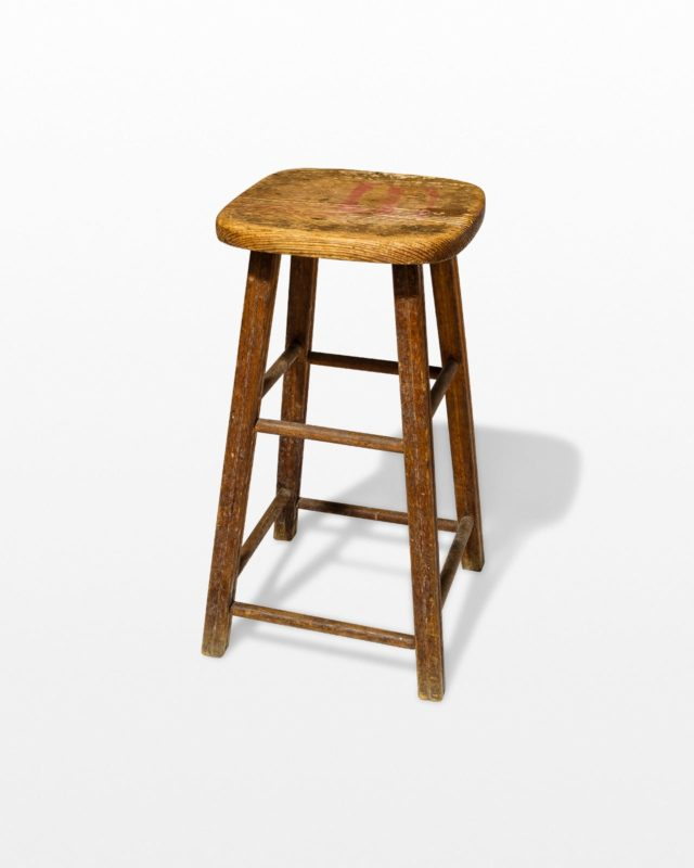 Front view of Ashland Stool