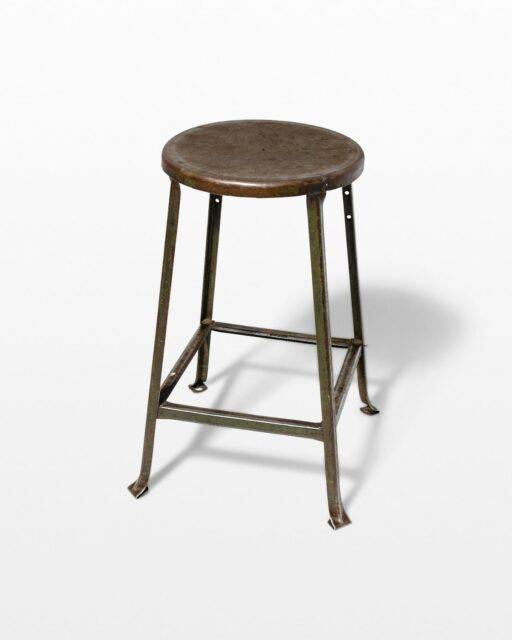 Front view of Ames Stool