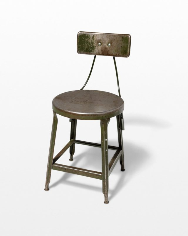Front view of Tonka Stool