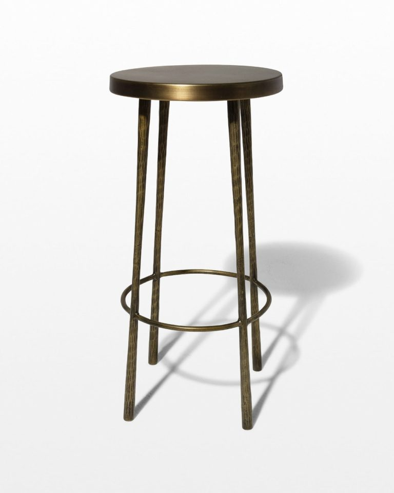 Front view of Rockville Stool