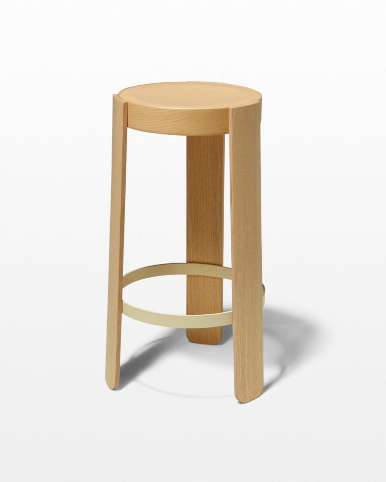 Front view of Leaf Stool