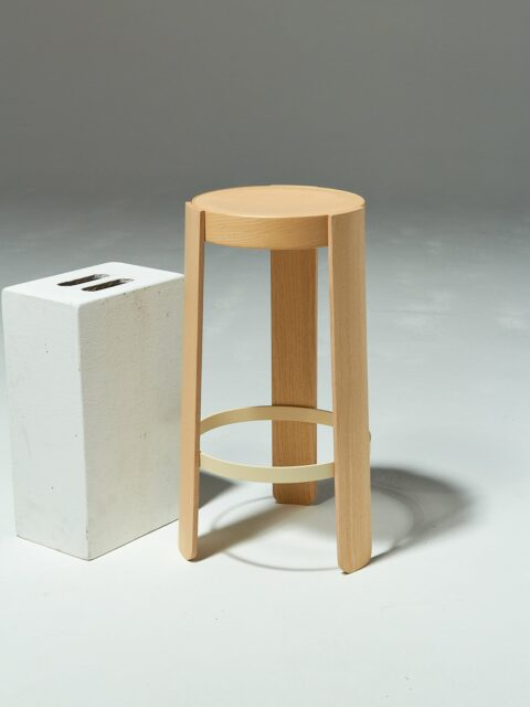 Alternate view 1 of Leaf Stool
