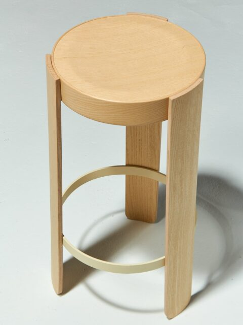 Alternate view 3 of Leaf Stool