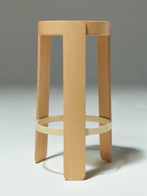 Alternate view 4 of Leaf Stool