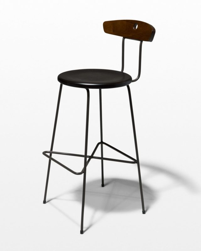 Front view of Kirk Stool