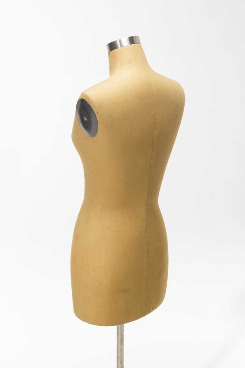 Alternate view 2 of Female Dress Form Mannequin
